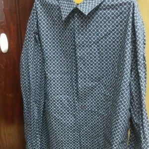 Men gentle used button up